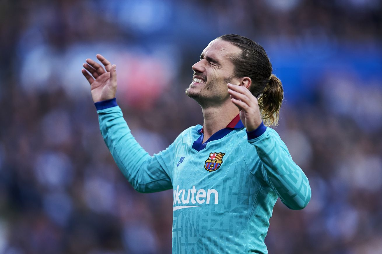 Griezmann tells Barcelona to improve for El Clasico