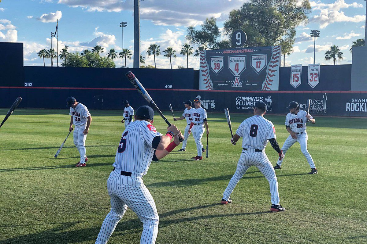 arizona-wildcats-college-baseball-usc-trojans-weather-hi-corbett-recap-suspended