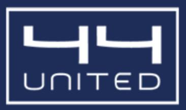 United 44 Logo