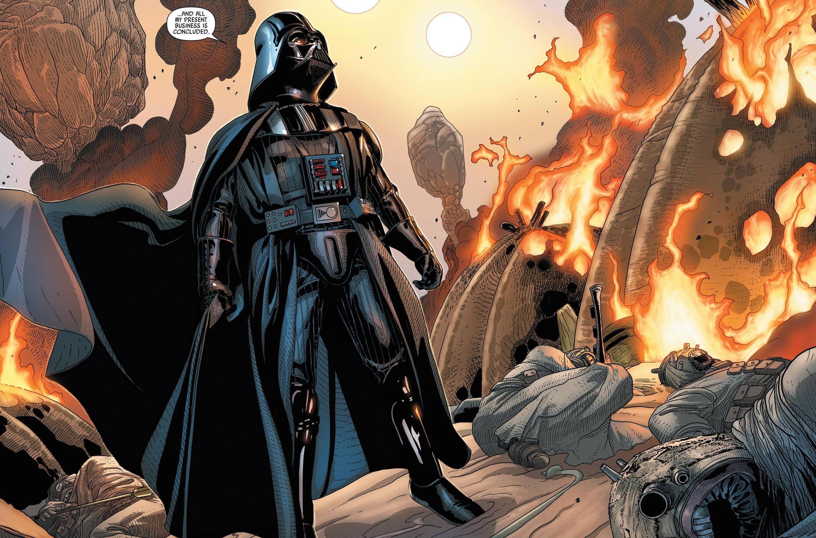 Marvel Darth Vader Star Wars