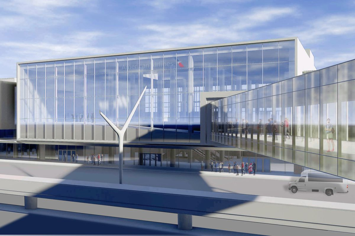 American Airlines terminal