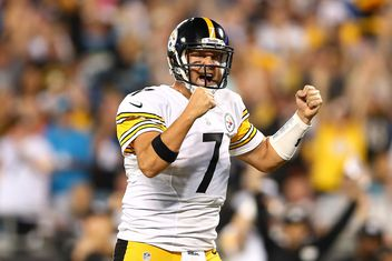 870671f09eb Ben Roethlisberger not buying the underdog tag - 'We're still the Pittsburgh  Steelers'