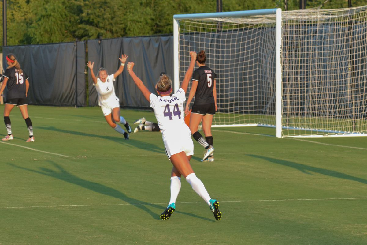 Tatum Wagner scored her fourth goal as a Wildcat, but it didn't hold up.