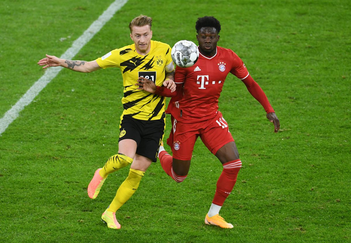 FC Bayern München v Borussia Dortmund - Supercopa 2020