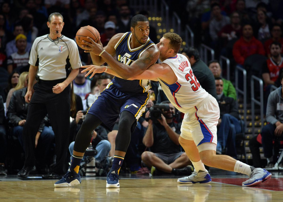 nba playoffs 2017: utah jazz vs los angeles clippers schedule and