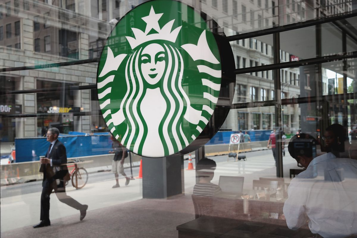 A Chicago Starbucks on May 29, 2018