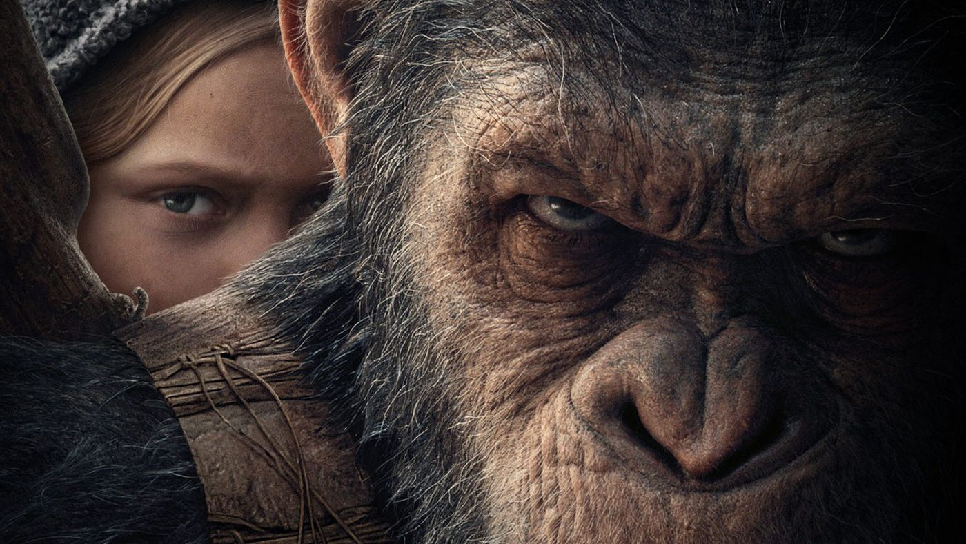 War for the Planet of the Apes' Is a Very Serious Movie, but