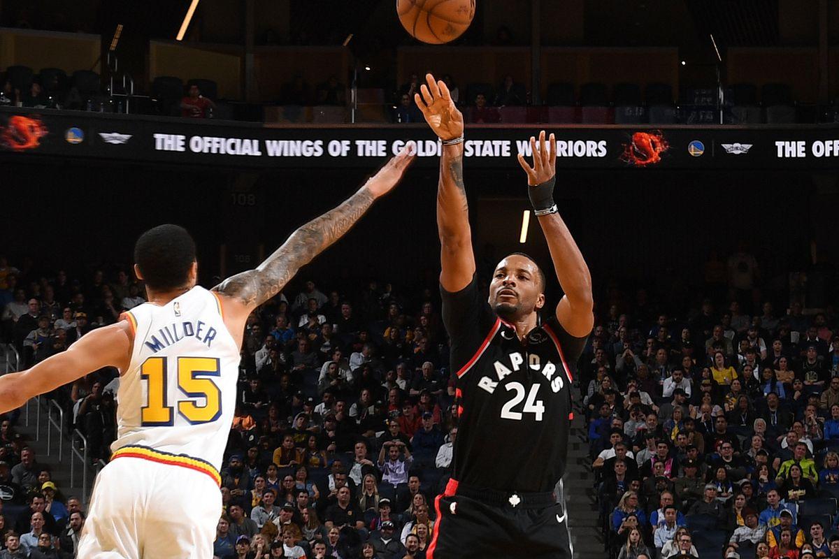 Toronto Raptors v Golden State Warriors