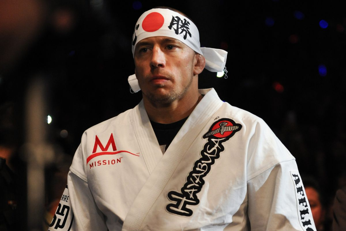 georges st pierre may or may not be retiring due to a lot of personal issues