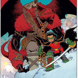 Robin, Son of Batman