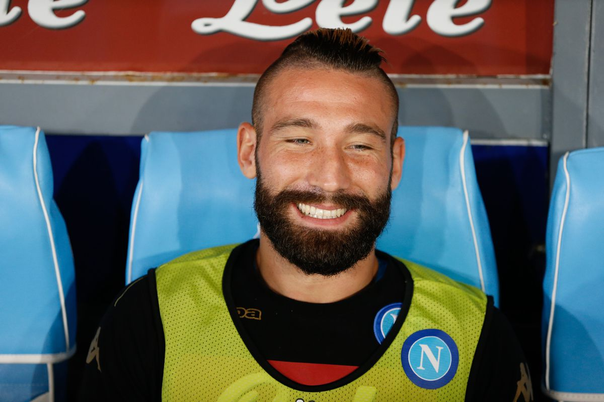 Lorenzo Tonelli during the match between Ssc Napoli -...