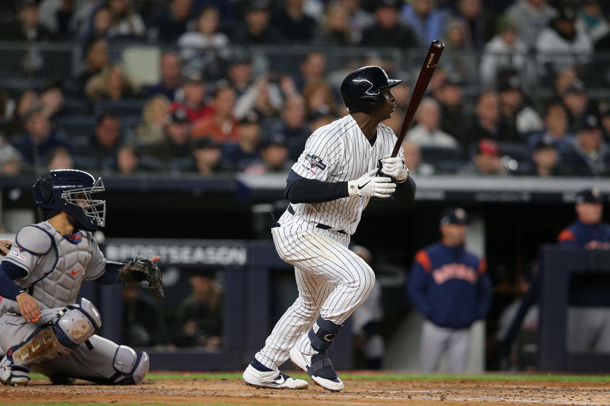 The Yankees shouldn't worry much about Didi Gregorius' 2019 struggles