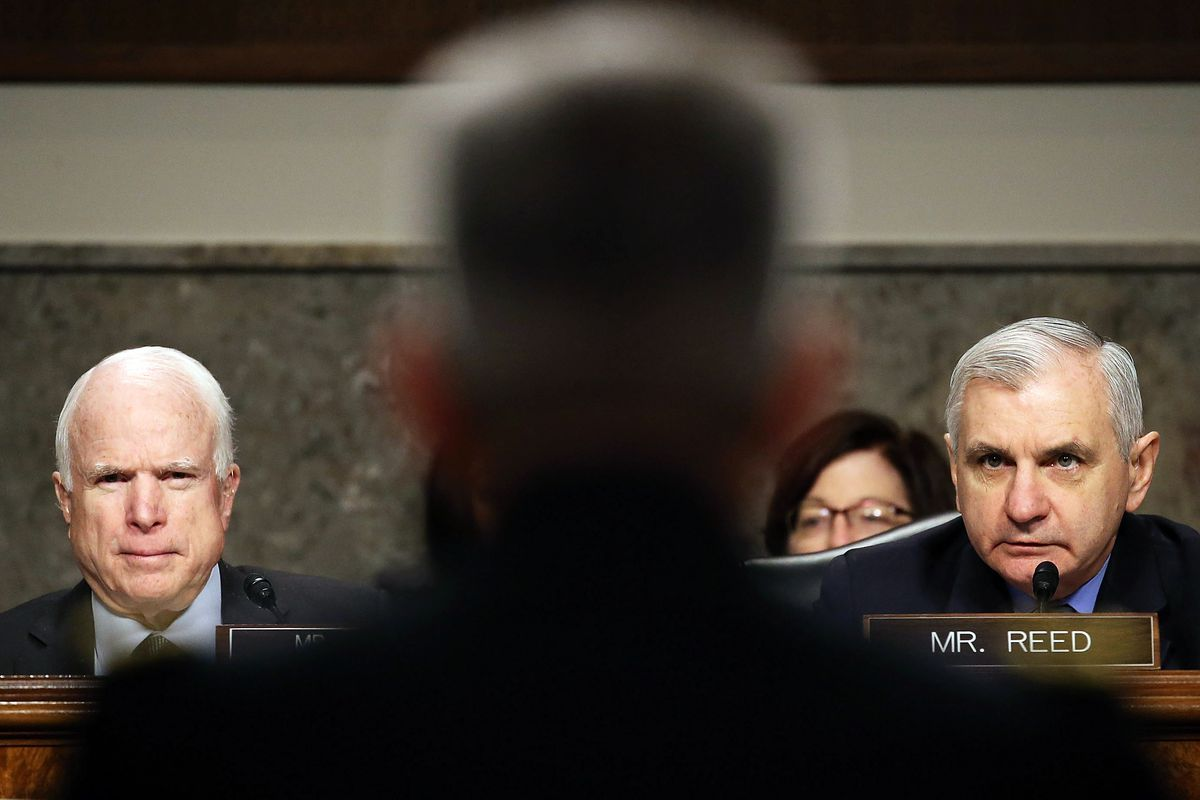 Senate Holds Confirmation Hearing For Commander Of US Forces In Afghanistan