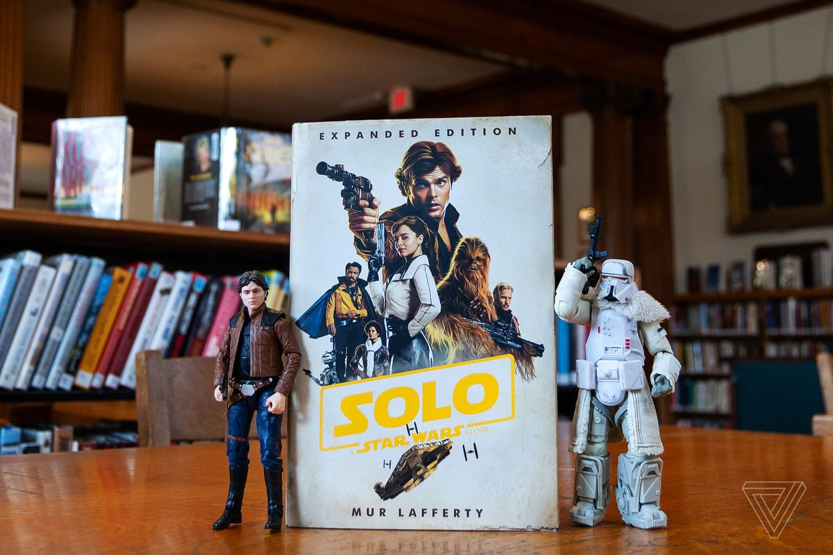The novelization of Solo: A Star Wars Story adds new depth