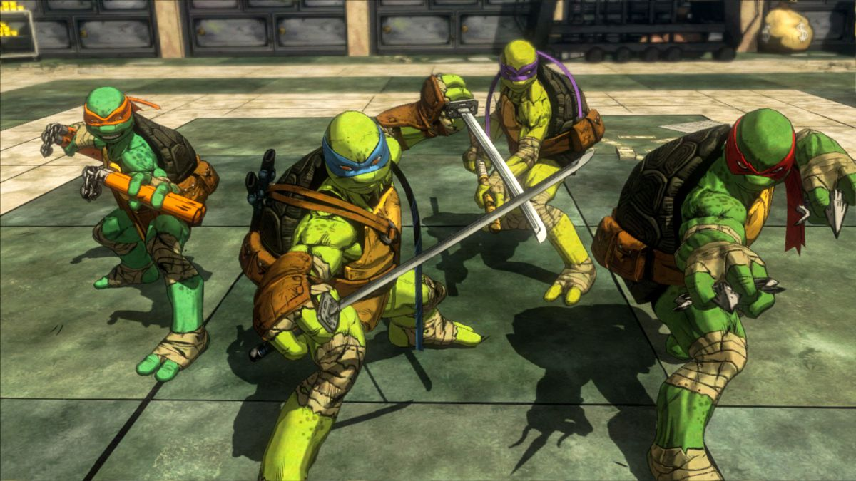 tmnt com games | Games World