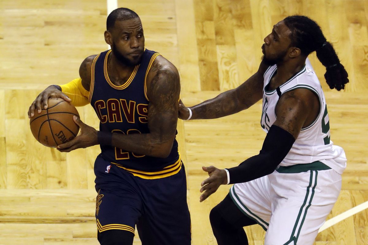 Cavs seal National Basketball Association  series, LeBron passes Jordan