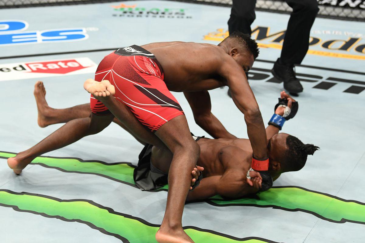 UFC 265: Kape v Osbourne