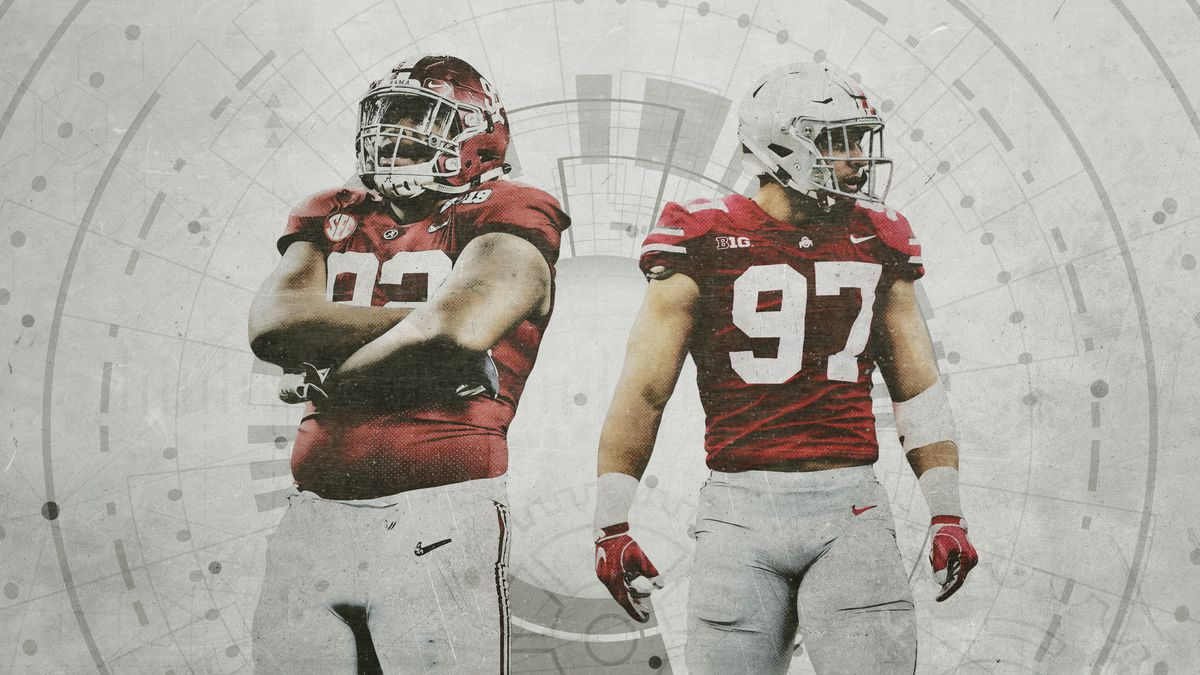 735d6cf9bf4 NFL Mock Draft  Should Nick Bosa or Quinnen Williams Go No. 1  - The ...