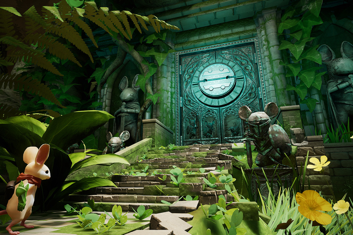 Moss coming to Oculus Rift and HTC Vive - Polygon