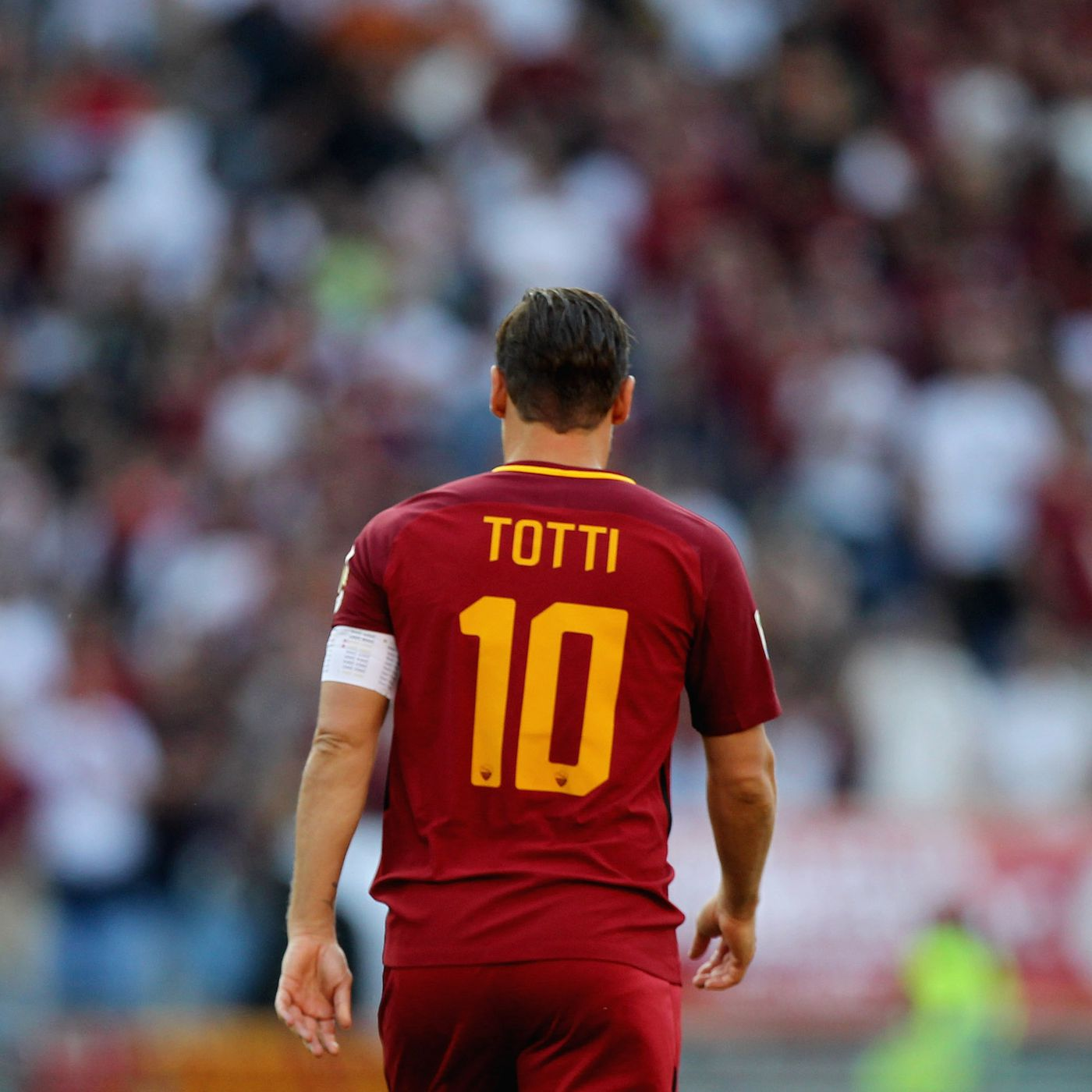 Is Any Current Roma Player Worthy of Totti s Number Ten  - Chiesa Di Totti da5761ef7