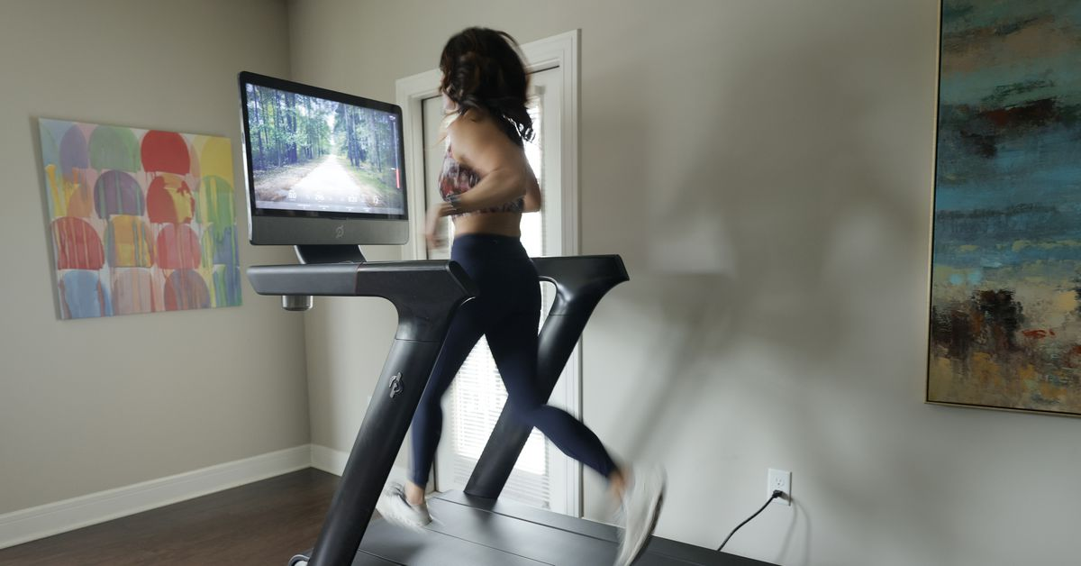 The Peloton Tread + treadmill requires a membership fee after safety issues and recall