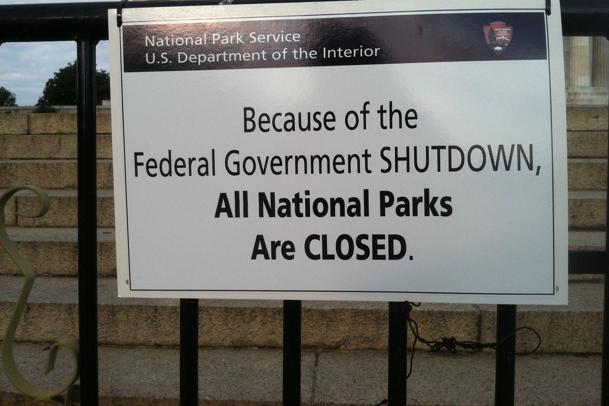does the post office remain open during a government shutdown