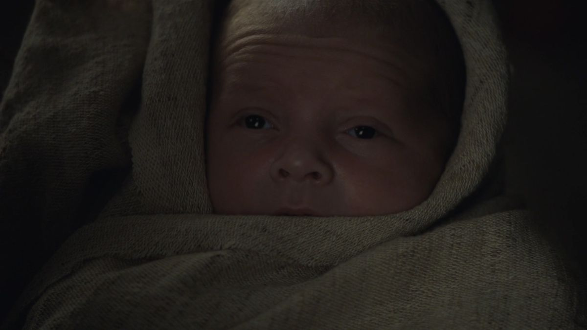 Game of Thrones 610 - baby Jon Snow screencap 1920