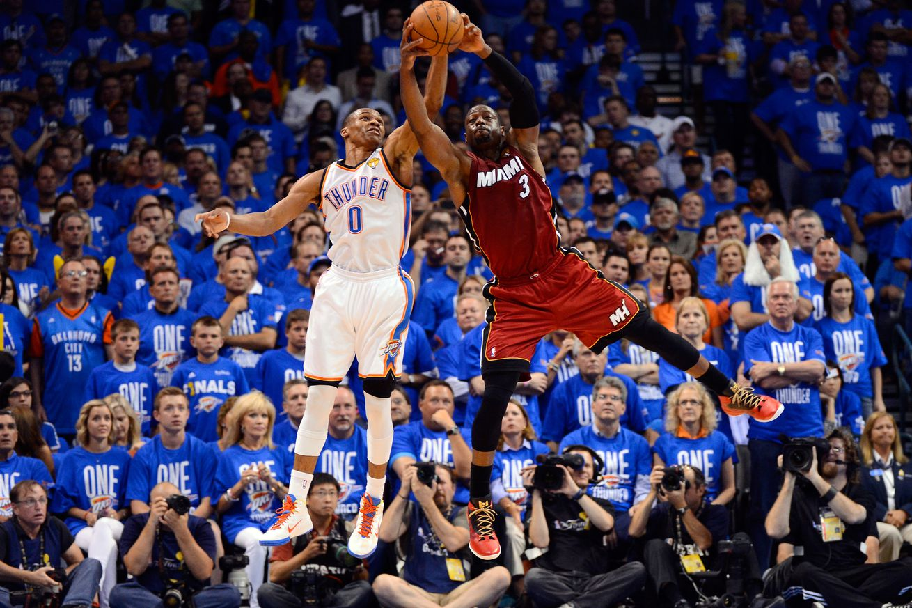 Mi miami heat highest paid player by year - Could Westbrook Succeed Wade Heat May Hit Trade Market For Whale Hot Hot Hoops