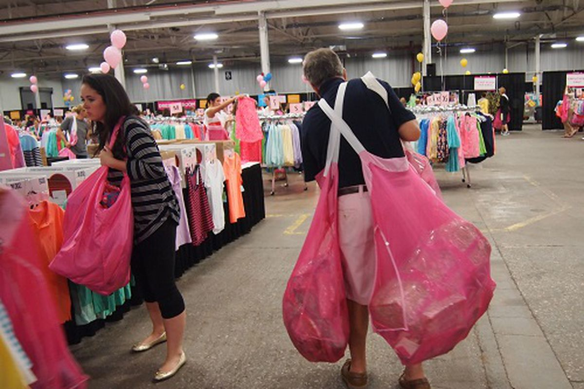 06 Lilly Pulitzer Warehouse Sale Top Pulitzers Massive Happening