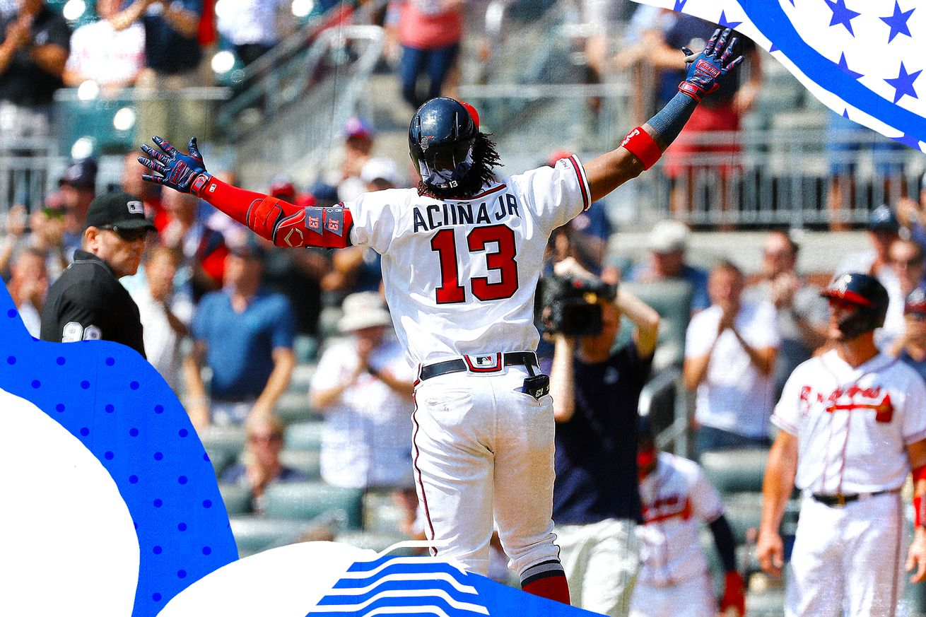 MLB.0 - Ronald Acuña Jr.'s Silver Slugger is just the start