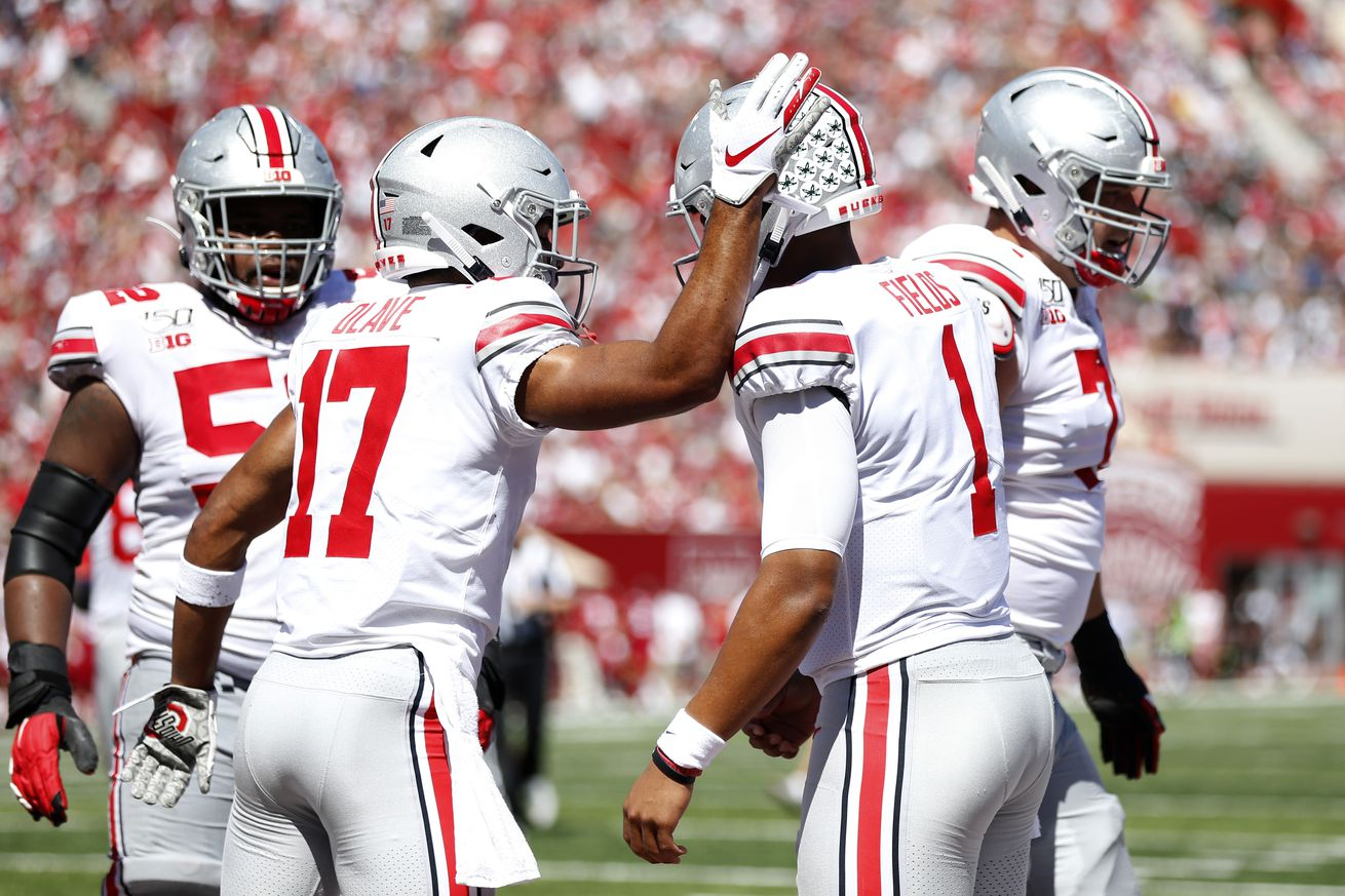 My Column: It's time we stop qualifying our praise of Ohio State