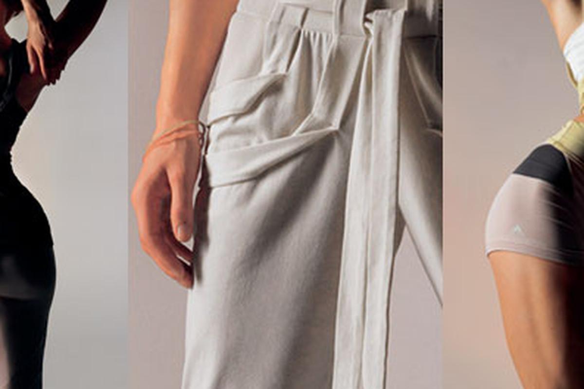 """adidas by Stella McCartney, via <a href=""""http://www.adidas.com/us/"""">Adidas</a>"""