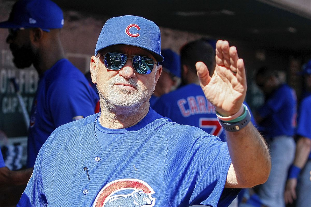 Former Cubs manager Joe Maddon agrees to a 3-year deal with the Angels