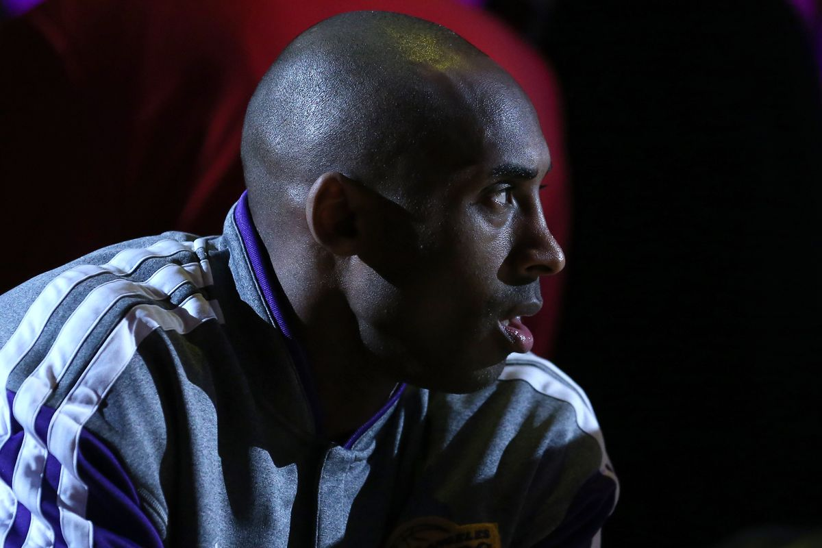 Kobe Bryant is not totally human, and now we have (more