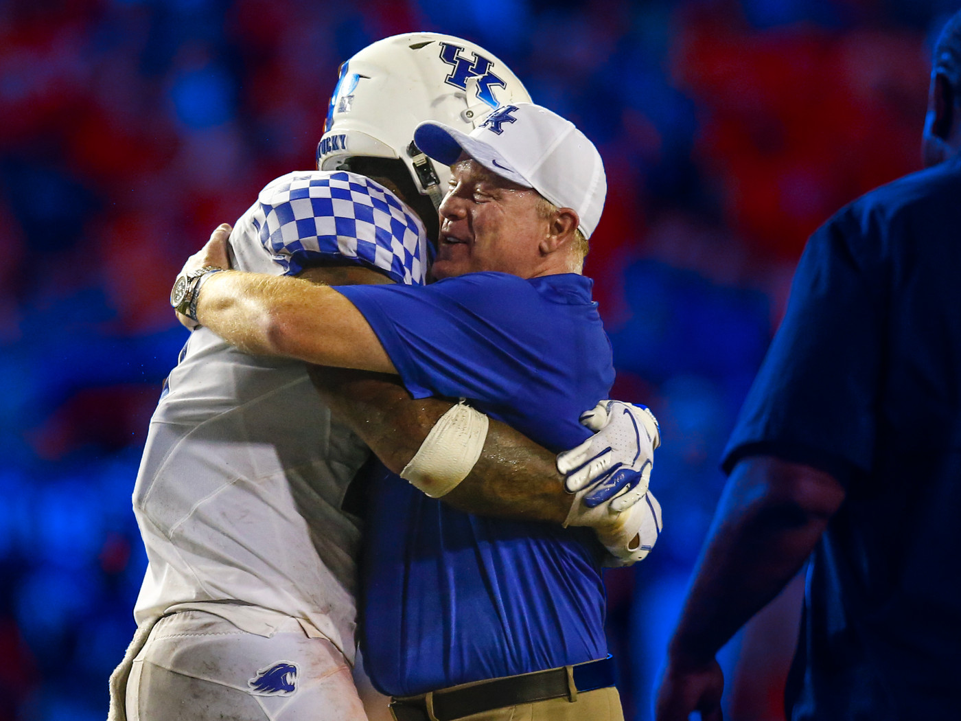 In Praise Of Kentucky The Football Coach S Best Job In College Football Banner Society
