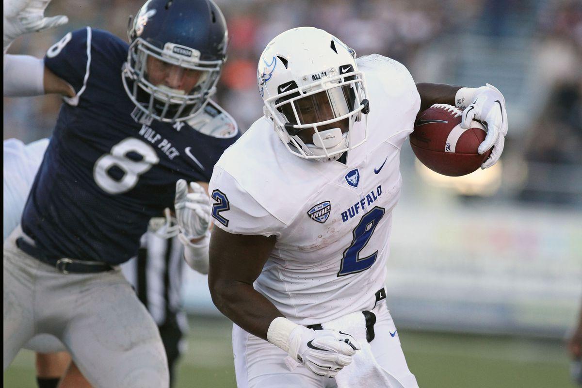 NCAA Football: Buffalo at Nevada