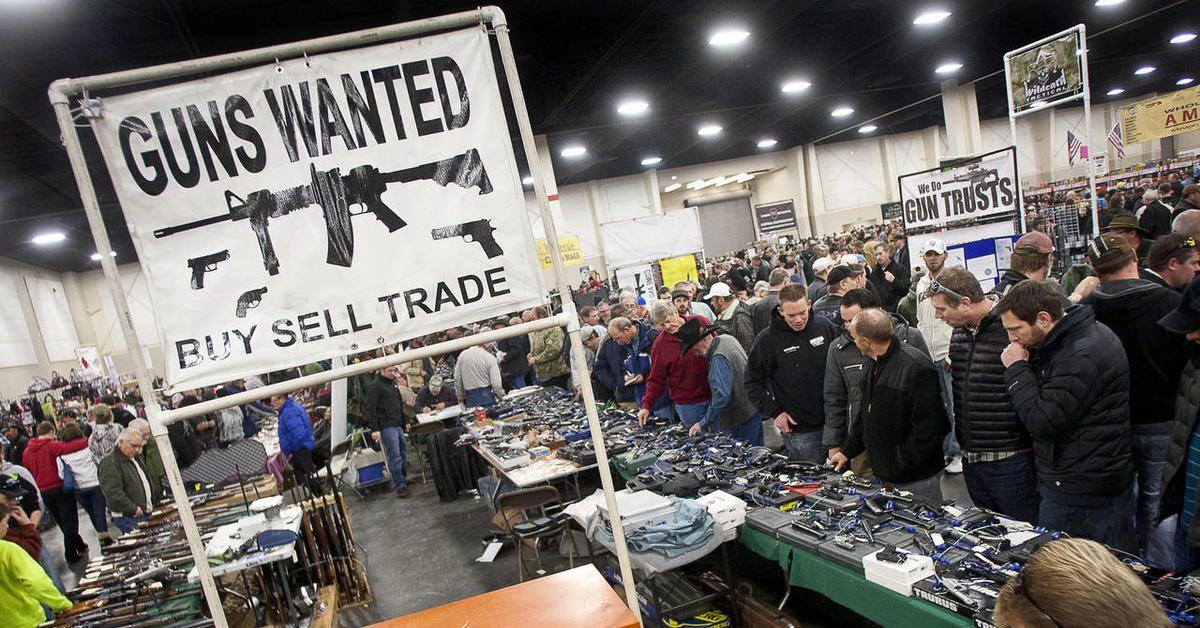 Utah bill takes aim at Salt Lake County gun show background checks