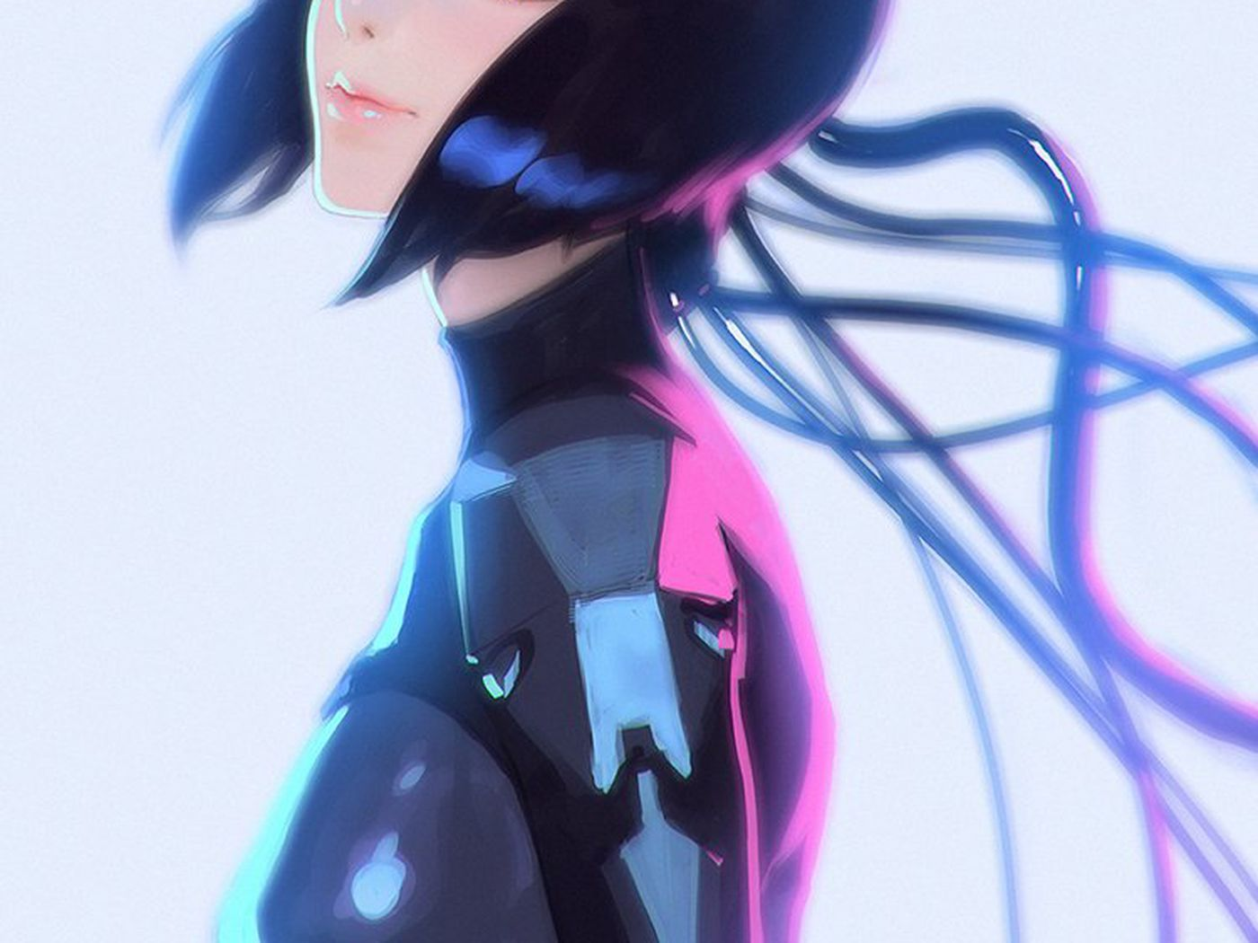 Netflix Will Release A New Ghost In The Shell Anime In 2020 The Verge