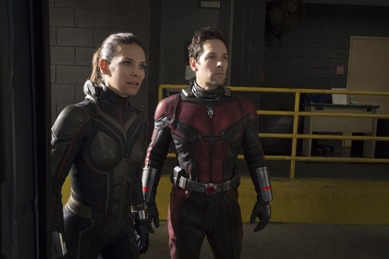 the story behind ant man and the wasp s hilarious and heartbreaking post credits scenes