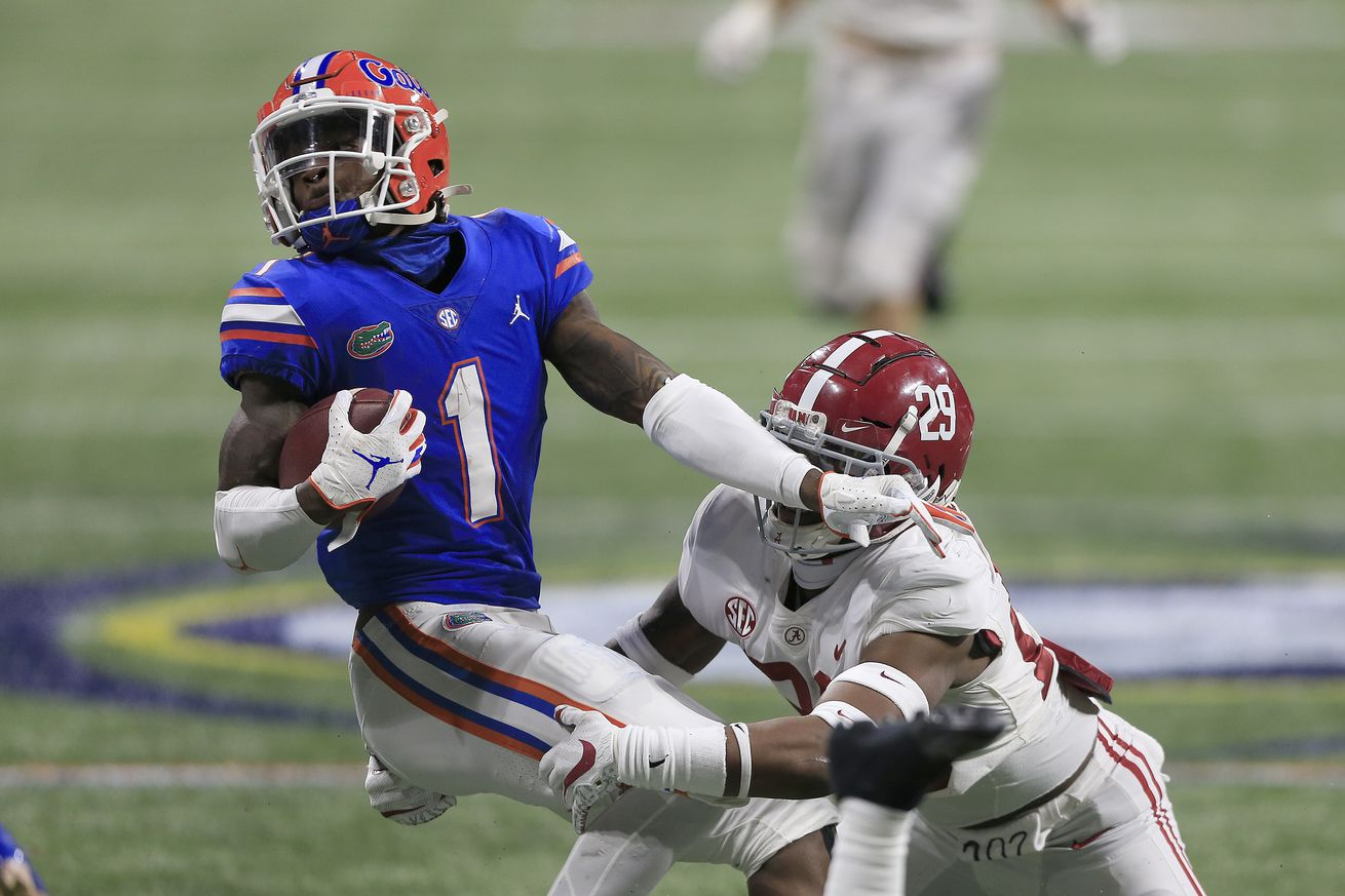 COLLEGE FOOTBALL: DEC 19 SEC Championship Game - Alabama v Florida
