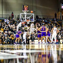 UCF Men's Basketball defeats ECU, 76-65