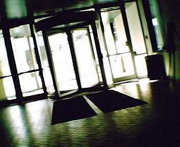 Revolving door by ##http://flickr.com/people/70267096@N00/##thomasbrandt##