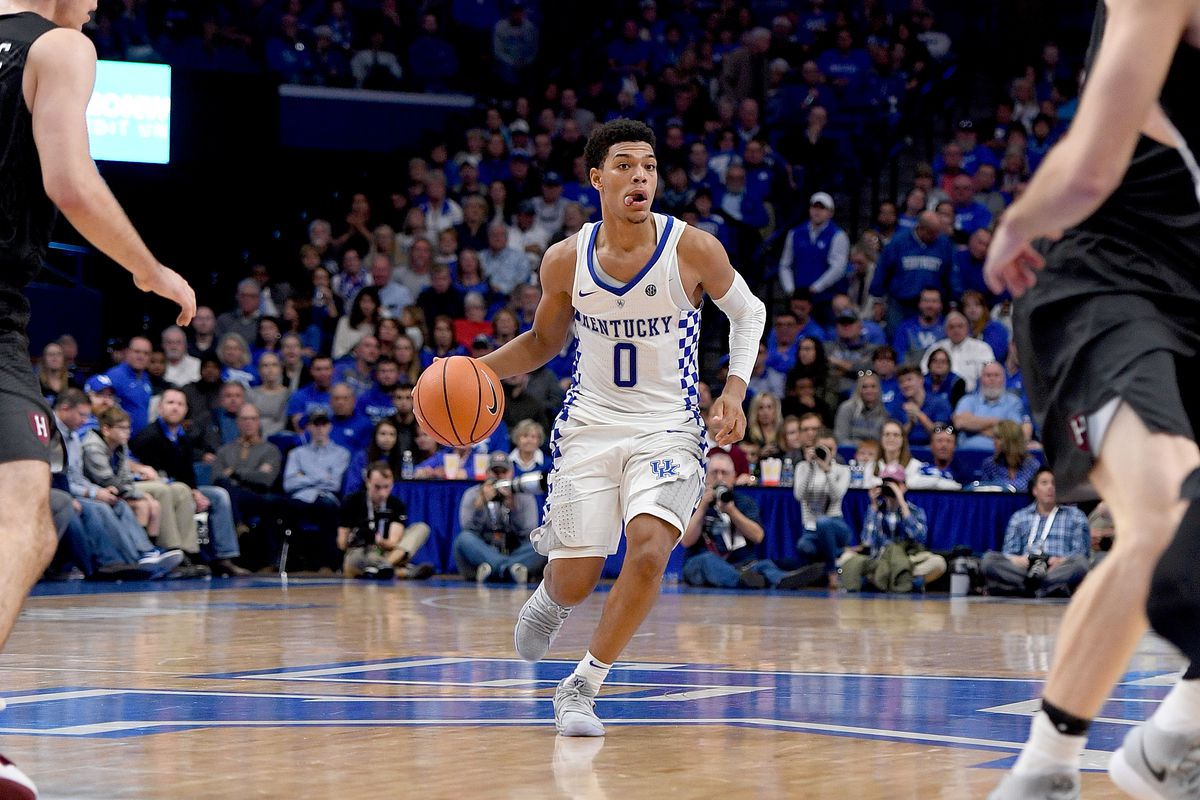 Kentucky Basketball Vs Monmouth 2017: 3 Things To Watch