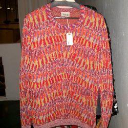 Missoni sweater, $169