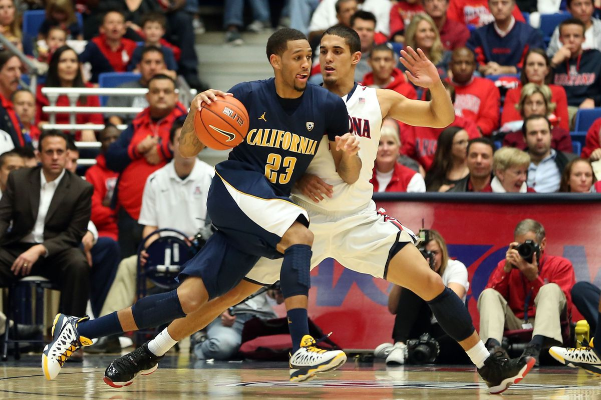 Making 12 of 15, including 4 3's, Allen Crabbe's 31 points lead the Bears to a huge upset at No.7 Arizona.
