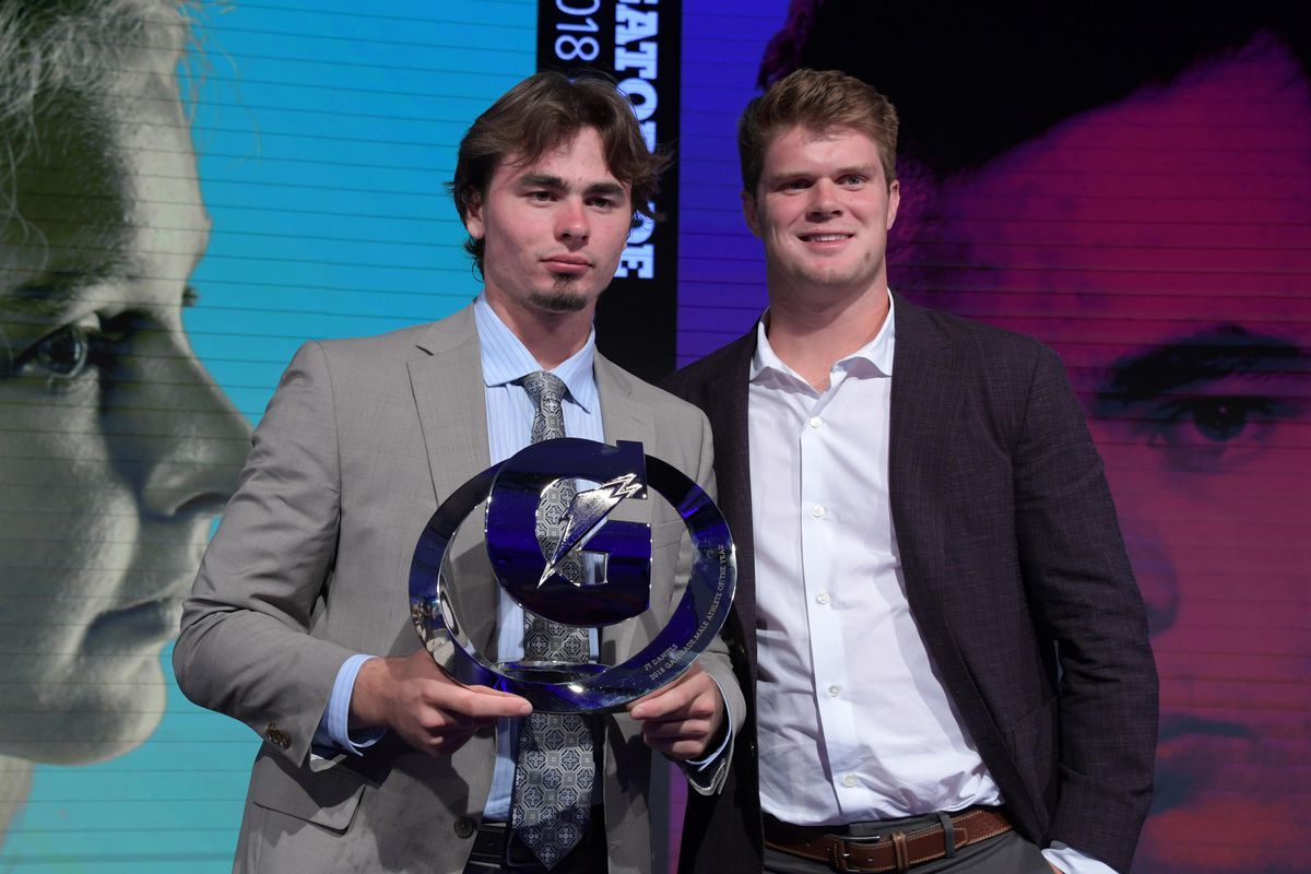 High School: Gatorade Athlete of the Year Awards