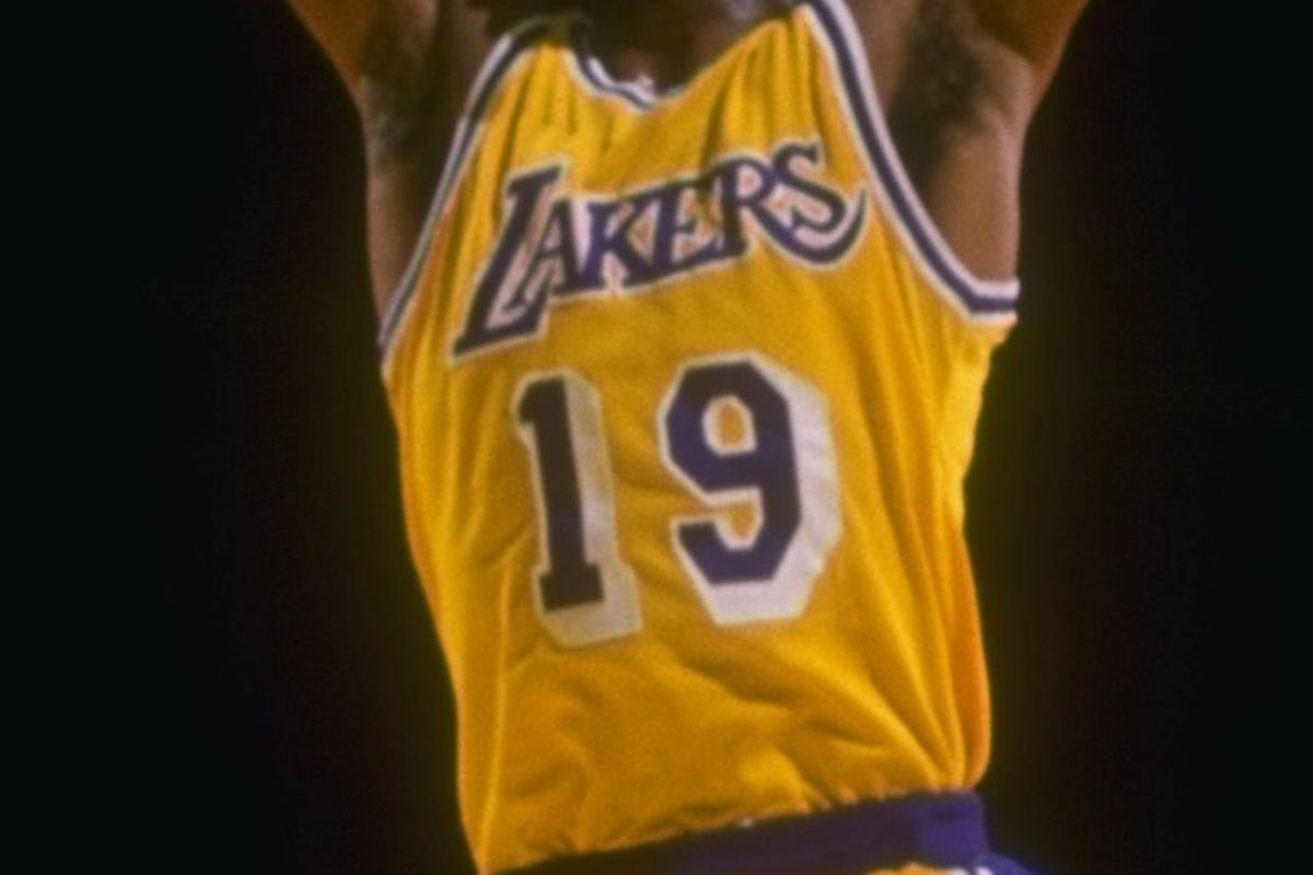 Lakers Season Countdown 19 days Vern Mikkelsen Silver Screen