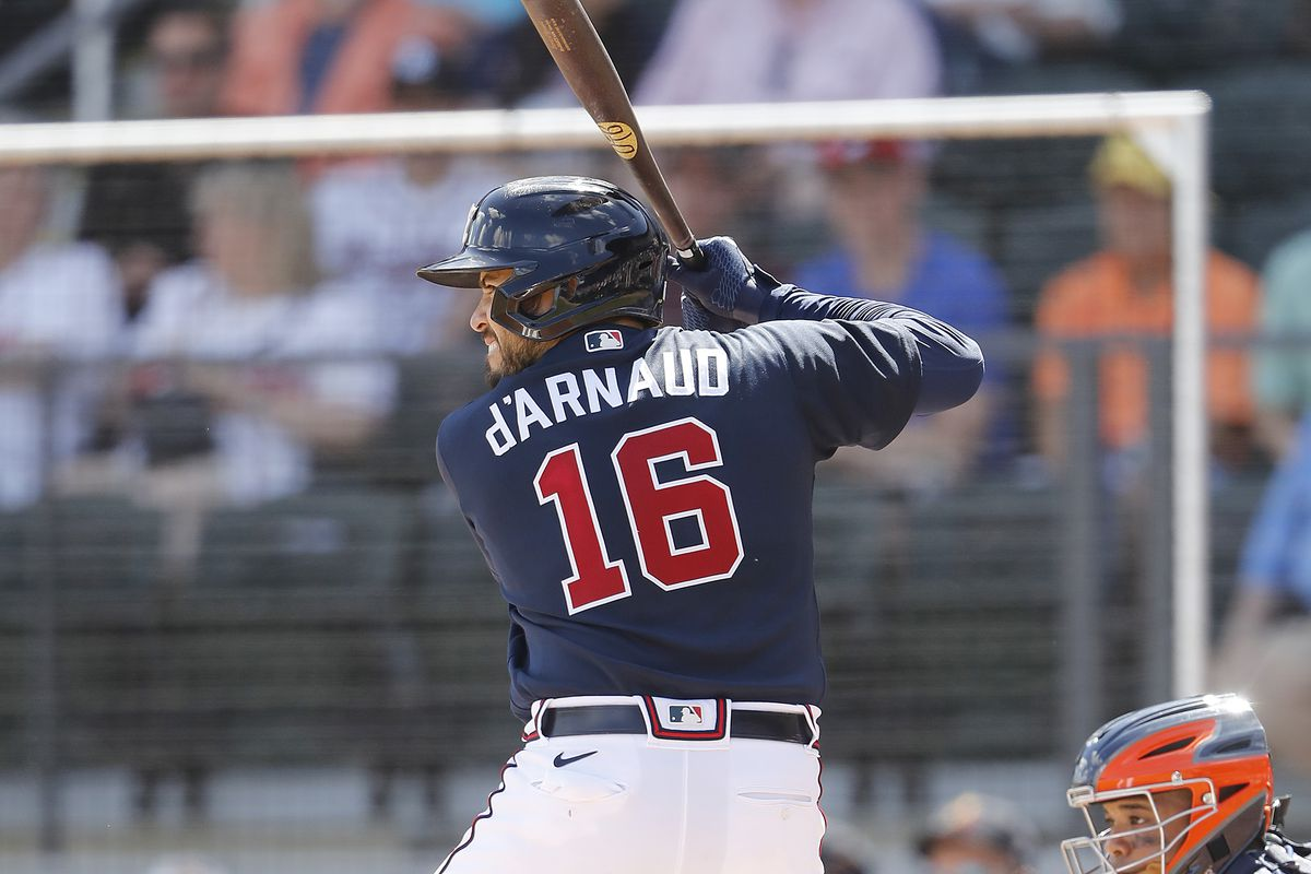 Braves activate Travis d'Arnaud, Tyler Flowers from COVID list - Talking  Chop