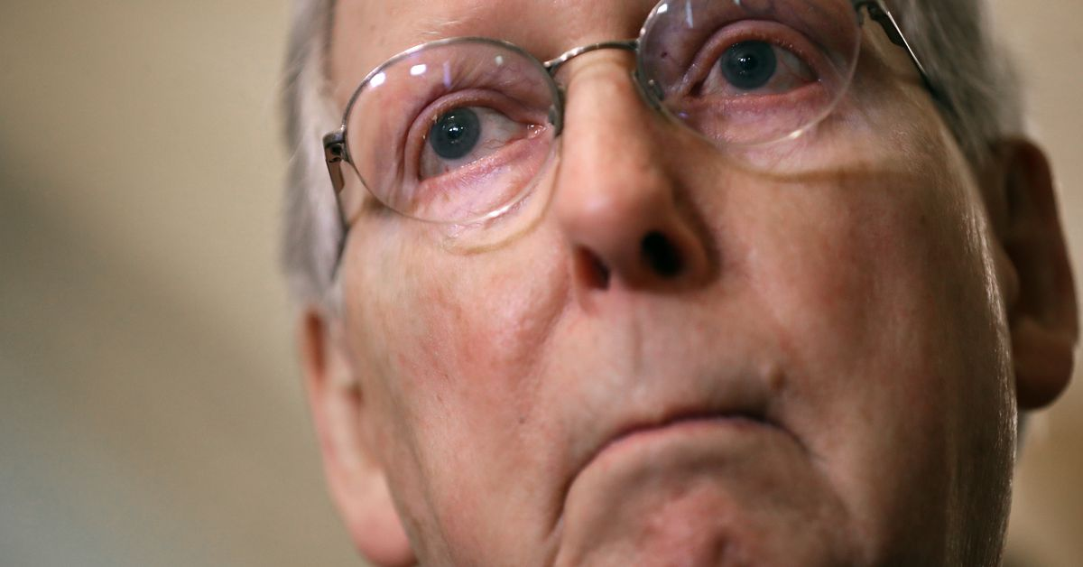 Congress Eyes Changes To Able Act >> Green New Deal Mitch Mcconnell Wants A Vote Democrats Should Jump