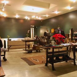 """Next, walk over to minimalist cool <a href=""""http://la.racked.com/archives/2013/09/04/minimalist_shop_gramercy_york_brings_nyc_vibes_to_culver_city.php"""">boutique</a> <a href=""""http://www.gramercyyork.com"""">Gramercy York</a> (8568 Washington Blvd.). There, fi"""